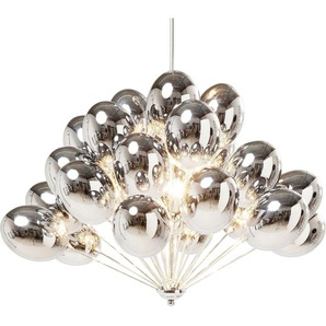 Hängeleuchte Silber Balloons
