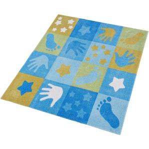 Kinderteppich »Kiddy«, Zala Living, quadratisch, Höhe 7 mm