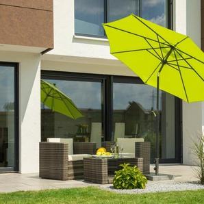 SCHNEIDER SCHIRME Sonnenschirm »Harlem«, Ø 270 cm, ohne Schirmständer