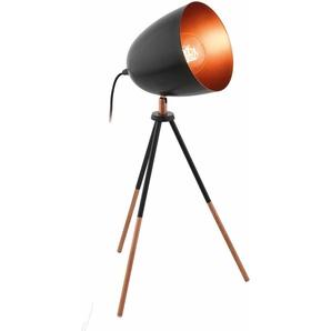 Eglo Tischlampe »CHESTER«, schwarz