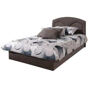 Westfalia Schlafkomfort Tagesdecke, grau