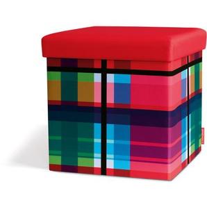 Remember Sitzboxen - Zigzag