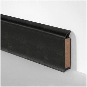 BODENMEISTER Sockelleiste »EP-60/13«, im praktischen 2er-Pack, Höhe 6 cm