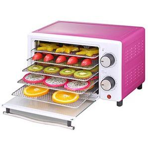 Nahrungsmitteltrockner, Temperaturregelungs-Timer-Edelstahl-5-Schicht Behälter, Nahrungsmitteltrockner, Frischfleisch-Obst und Gemüse aufbereitend