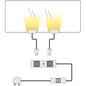 LED-Glasbodenbeleuchtung Lopburi