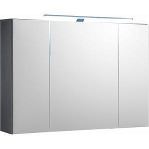 Spiegelschrank mit LED Beleuchtung, »Manhattan«, FSC®-zertifiziert, welltime