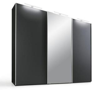 Kleiderschrank Graphit ca. 270 x 223 x 69 cm