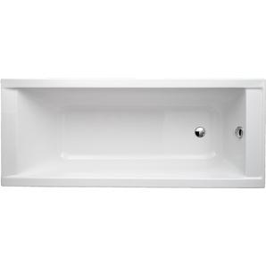 Vereg Badewannenset MS Design Bathline 170 x 75 cm weiß