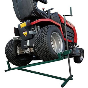 BMS Rasenmäher Lifter 400kg Hebevorrichtung Rampe Ride on Rasenmäher Garten Traktor Jack