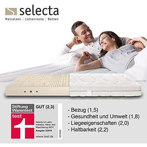 Selecta L4 Matratze medium Waschbezug S860 90x200