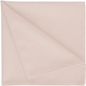 Stoffserviette , rosa, 42x42cm, »4388 Uni-Basic«, APELT