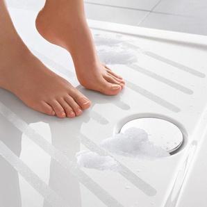 Satho Rutschschutz-Streifen für Dusche und Wanne, 10er Set, Transparent