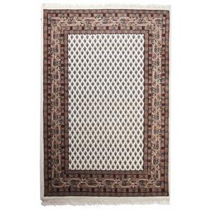 Orientteppich Indo Sarough Mir 120x60 Handgeknüpfter Teppich