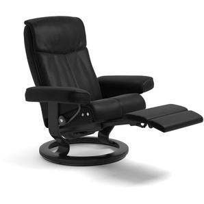 STRESSLESS Sessel M, schwarz, Leder