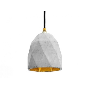Hängeleuchte T1 GANTlights grau, Designer Stefan Gant, 15 cm