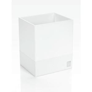 JOOP! Papierkorb 25,0 x 30,0 x 21,0 cm in Weiß