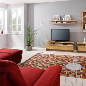 Home Affaire Wohnwand »Ixo«, beige, pflegeleichte Oberfläche, FSC®-zertifiziert