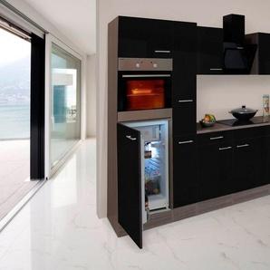 RESPEKTA Küchenzeile mit E-Geräten »York Winkelküche, Breite 310x172cm«