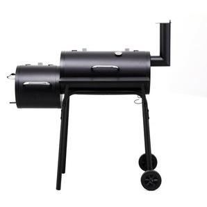Tepro Holzkohlegrill »Mini Smoker Wichita«