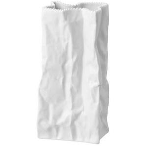 Rosenthal Tischvase »Tütenvase Weiß glasiert Vase 22 cm« (1 Stück)