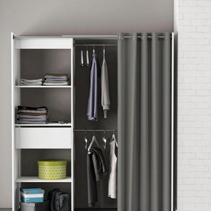 Demeyere GROUP Vorhang-Schrank »Chicago«
