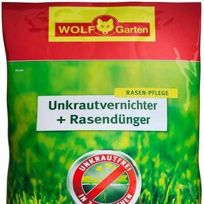 WOLF GARTEN Unkrautvernichter »SQ«, + Rasendünger, in 4 Verpackungsgrößen