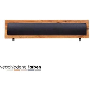Hasena Oak-Line Kissen Lumo 120 cm / PK2 Kunstleder 303 beige