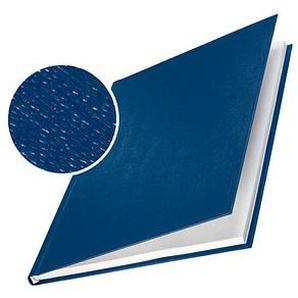 10 LEITZ Buchbindemappen blau