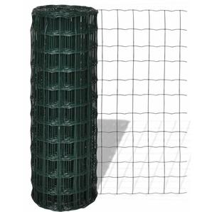 1000 cm x 120 cm Gartenzaun Engstrom aus Maschendraht