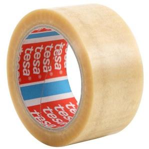 1188 x Tesa PVC Klebeband 4120 transparent Paketband Packband Maße 50 mm x 66 m