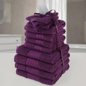 12-tlg. Handtuch Komplettset Mallory