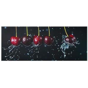 125 cm x 50 cm Glas Spritzschutzpaneel Selbstklebend