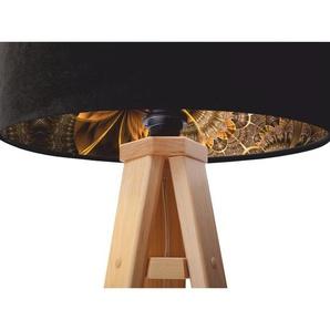 140 cm Tripod Stehlampe Synthia