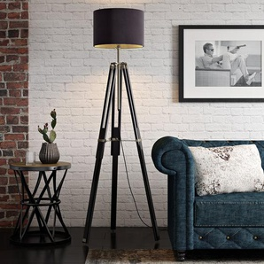 146 cm Tripod-Stehlampe Dinuba