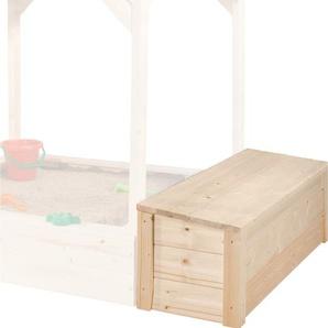 148 L Aufbewahrungsbox Tabaluga aus Holz