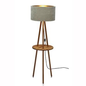 149 cm Tripod-Stehlampe Nicky