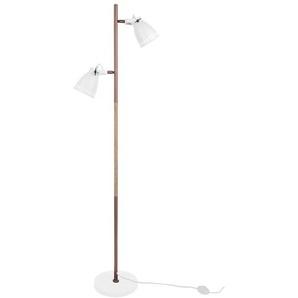 152 cm Stehlampe Mingle Wood