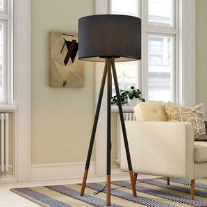 153 cm Tripod-Stehlampe Leopold
