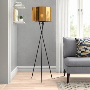 158 cm Tripod-Stehlampe Bridgett
