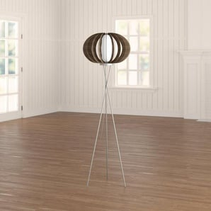 159 cm Tripod-Stehlampe Mikel