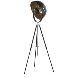 160 cm LED Tripod-Stehlampe Clea