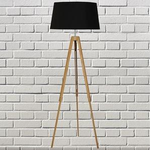 160 cm Tripod-Stehlampe Kameron