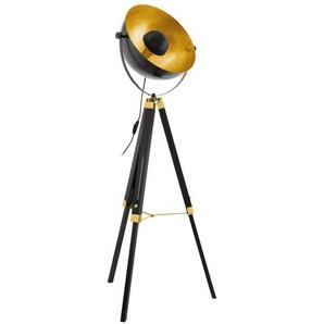 164 cm Tripod-Stehlampe Bush