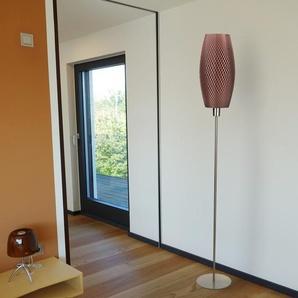 168 cm Stehlampe Fletchwerk Olive