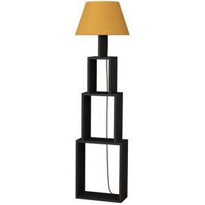168 cm Stehlampe Makayla