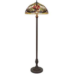 170 cm Standard-Stehlampe Tiffany