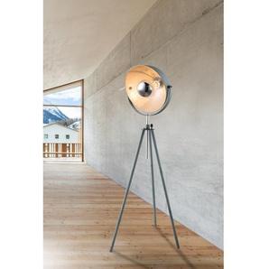 179 cm Tripod-Stehlampe