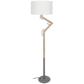 190 cm Stehlampe Rosamund