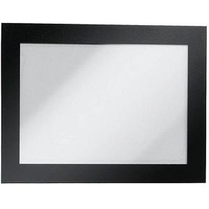 2 DURABLE Magnetrahmen selbstklebend DURAFRAME® schwarz