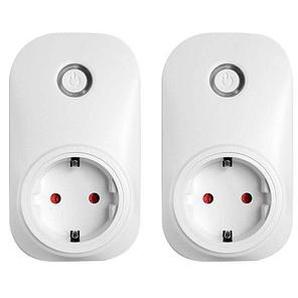 2 Hauppauge! Voice-Plug WLAN-Steckdosen
